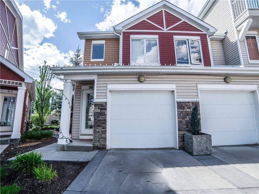 Townhouse for sale at 36 Chaparral Ridge Pk Se Chaparral, Calgary Alberta - MLS: C4249497