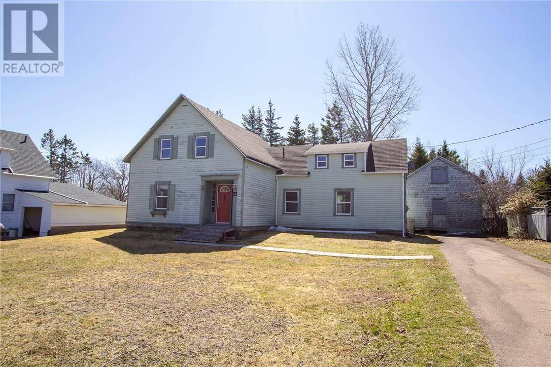 House for sale at 36 Charlotte St Sackville New Brunswick - MLS: M115850