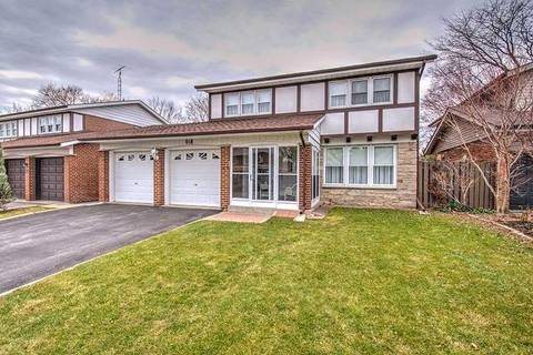 House for rent at 36 Chestergrove(lower) Cres Toronto Ontario - MLS: E4629636