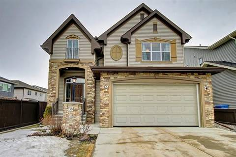House for sale at 36 Cimarron Springs Rd Okotoks Alberta - MLS: C4283549