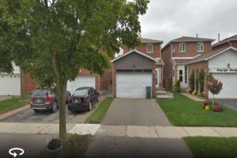 House for rent at 36 Clarridge Ct Brampton Ontario - MLS: W4995901