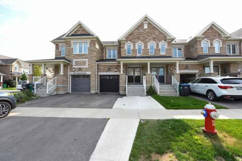 Townhouse for sale at 36 Clinton St Brampton Ontario - MLS: W4919484