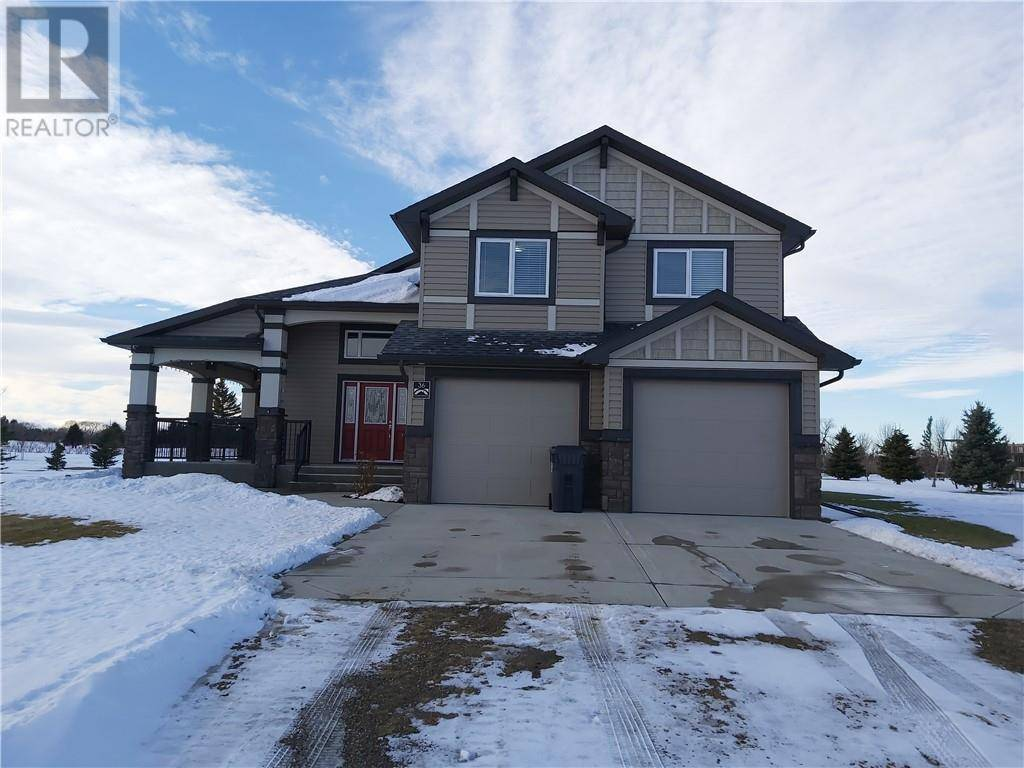 House for sale at 36 Cobblestone Ln Raymond Alberta - MLS: ld0184534