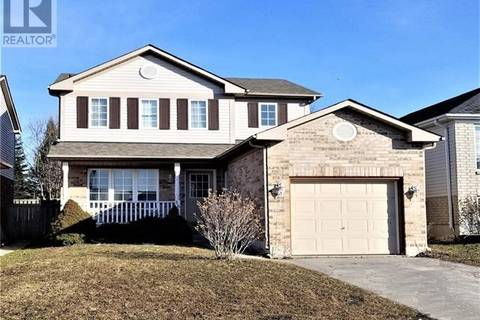House for sale at 36 Copeman Cres Barrie Ontario - MLS: 30727216
