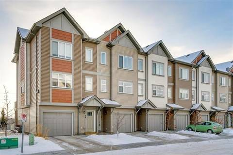 Townhouse for sale at 36 Copperstone Common Southeast Calgary Alberta - MLS: C4281240