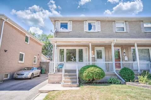 Townhouse for sale at 36 Corby Cres Brampton Ontario - MLS: W4811959