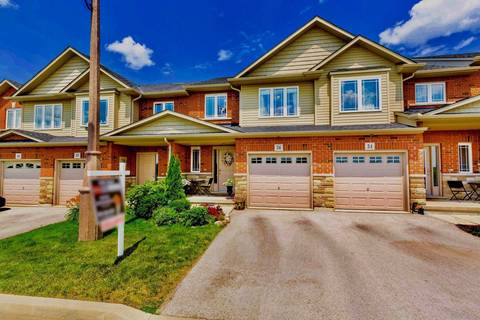 Townhouse for sale at 36 Cornflower Cres Hamilton Ontario - MLS: X4550660