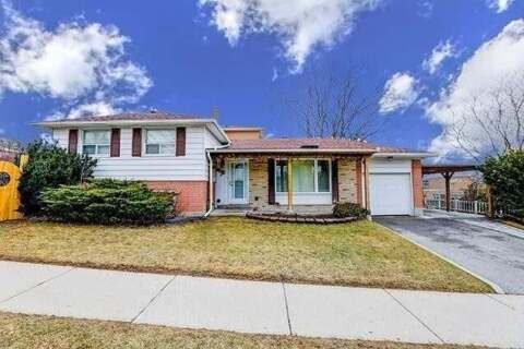House for rent at 36 Cresthaven Dr Toronto Ontario - MLS: C4860673