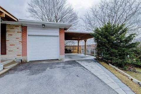 House for rent at 36 Cresthaven Dr Toronto Ontario - MLS: C4659383