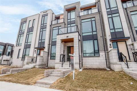 Townhouse for sale at 36 Crimson Forest Dr Vaughan Ontario - MLS: N4419390