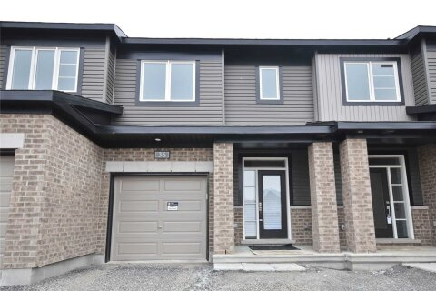 Townhouse for rent at 36 Damselfish Wk Ottawa Ontario - MLS: X4992181