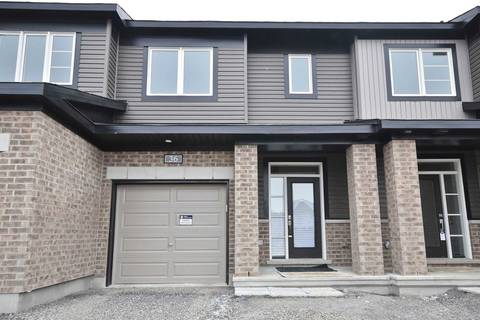Townhouse for rent at 36 Damselfish Wk Ottawa Ontario - MLS: X4633149