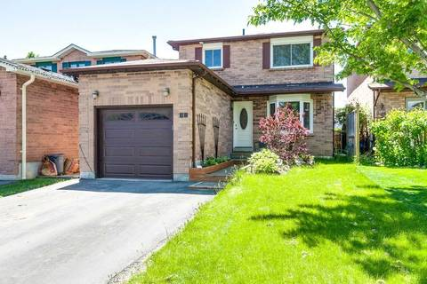 House for sale at 36 Daniels Cres Ajax Ontario - MLS: E4472999