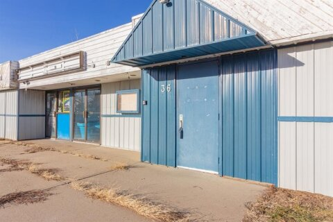 Commercial property for sale at 36 De Havilland  Blvd SW Medicine Hat Alberta - MLS: A1059964