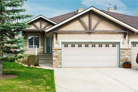 Townhouse for sale at 36 Discovery Woods Villa(s) Southwest Calgary Alberta - MLS: C4299666