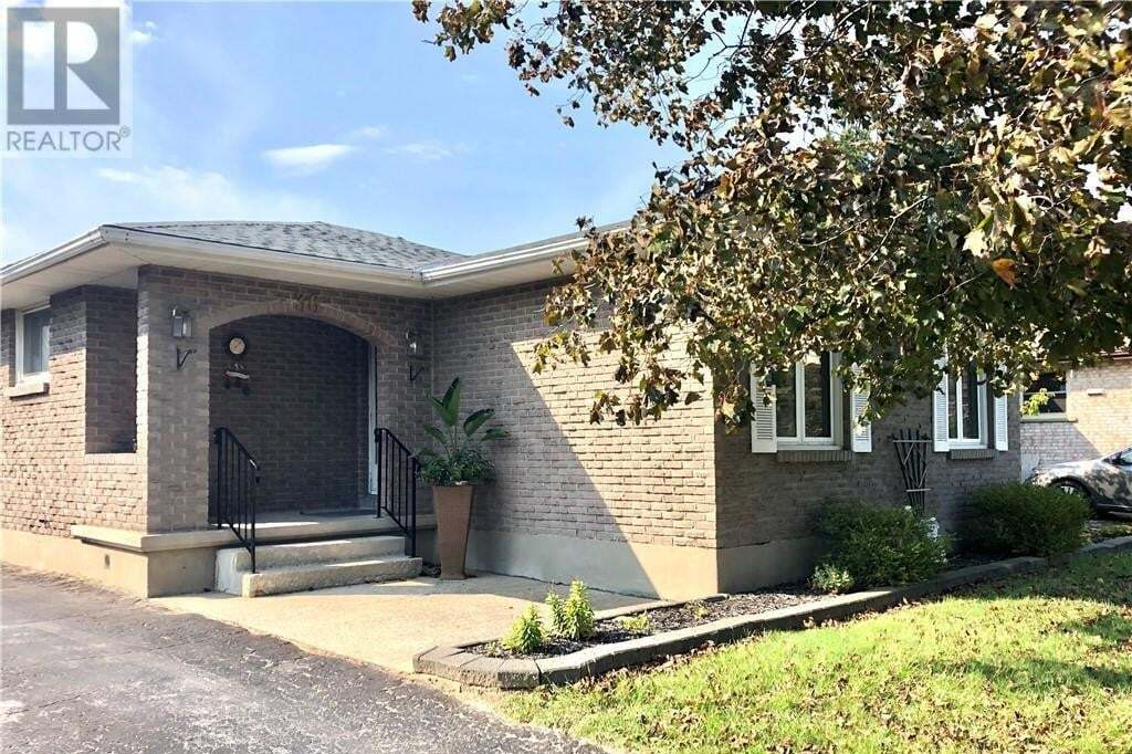 House for sale at 36 Douglas Ave Simcoe Ontario - MLS: 40031281