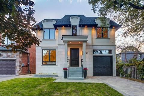 House for sale at 36 Eagle Rd Toronto Ontario - MLS: W4607454