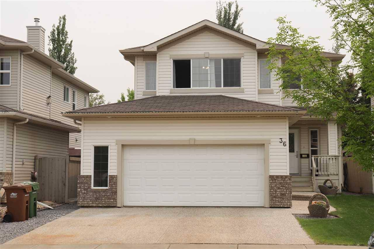 House for sale at 36 Eastgate Wy St. Albert Alberta - MLS: E4161005