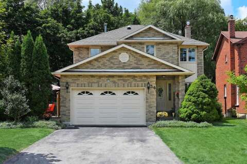 House for sale at 36 Eleanor Circ Richmond Hill Ontario - MLS: N4862196
