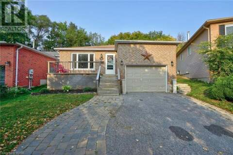 House for sale at 36 Engel Cres Barrie Ontario - MLS: 40022826
