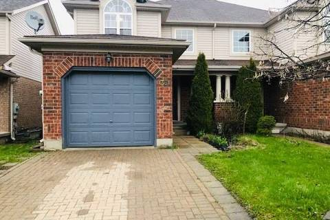 Townhouse for rent at 36 Eugene Dr Guelph Ontario - MLS: X4752102