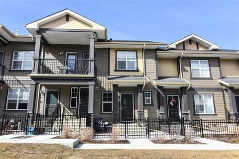 Townhouse for sale at 36 Evanscrest Garden(s) Northwest Calgary Alberta - MLS: C4237907