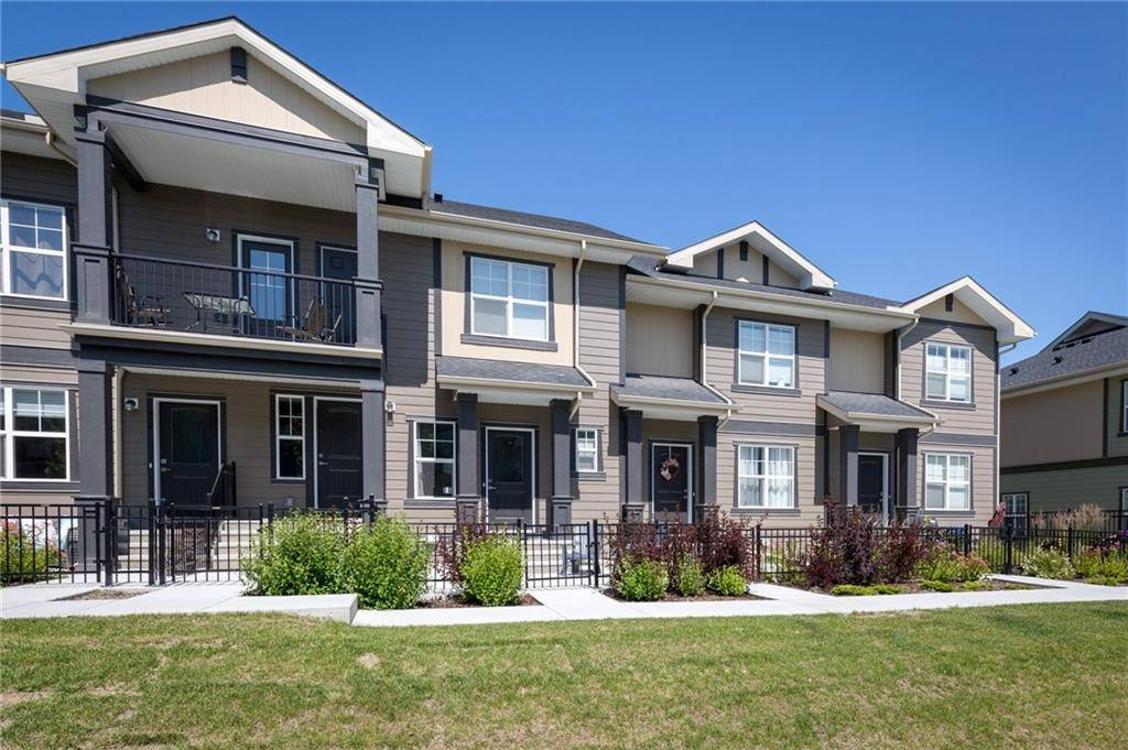Townhouse for sale at 36 Evanscrest Gdns Nw Evanston, Calgary Alberta - MLS: C4261243