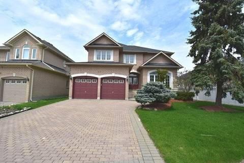 House for rent at 36 Farnham Dr Richmond Hill Ontario - MLS: N4412997