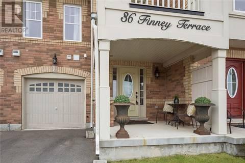 Condo for sale at 36 Finney Te Milton Ontario - MLS: 30727733