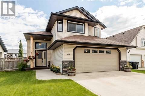 House for sale at 36 Fulmar Cs Sylvan Lake Alberta - MLS: ca0168042
