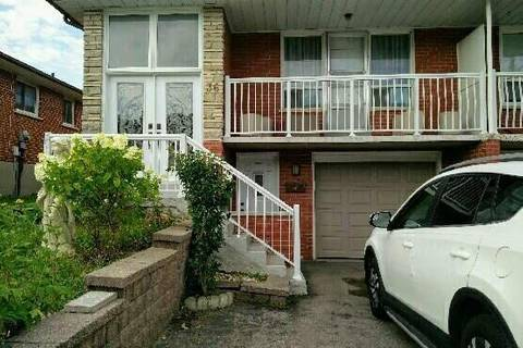 Townhouse for sale at 36 Futura Dr Toronto Ontario - MLS: W4550631