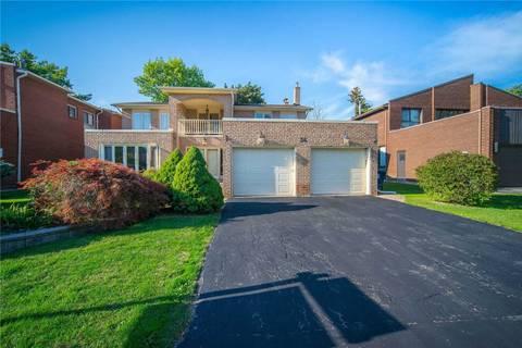 House for sale at 36 Garnier Ct Toronto Ontario - MLS: C4671496