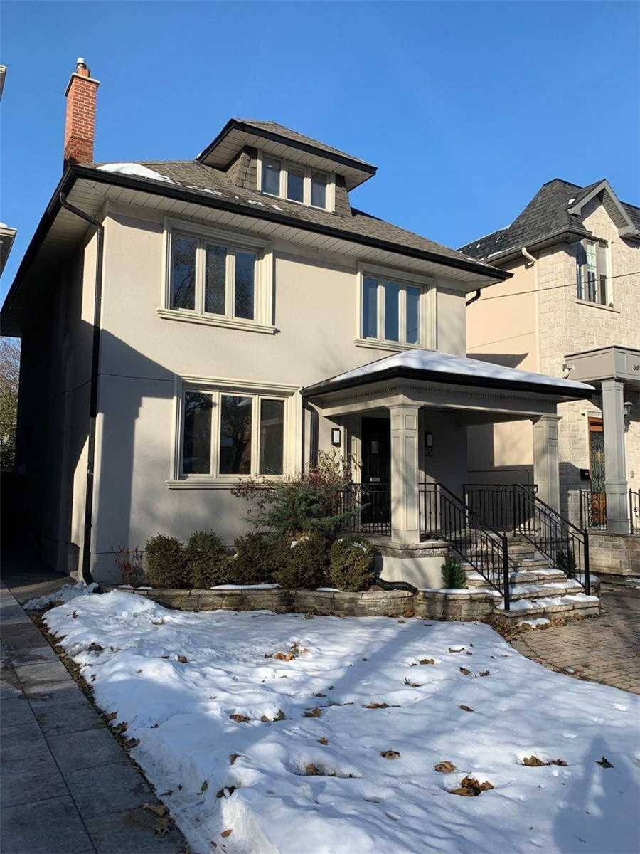 House for rent at 36 Glengrove Ave Toronto Ontario - MLS: C4568988