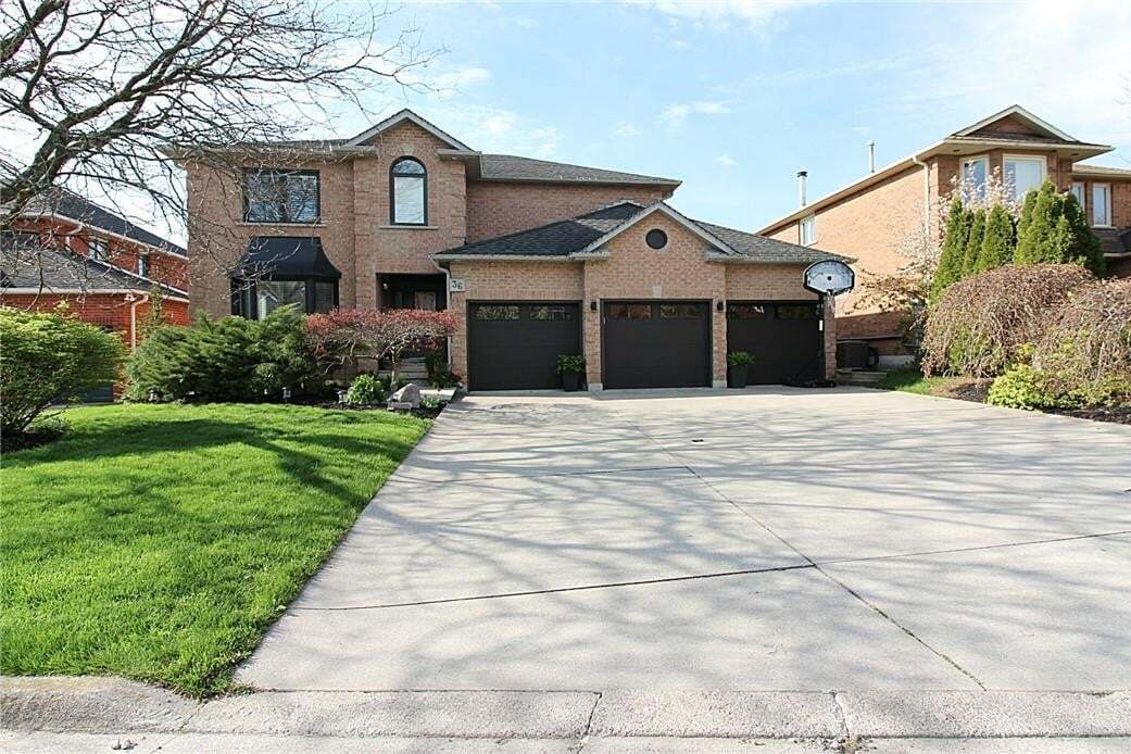 House for sale at 36 Golfview Cres Dundas Ontario - MLS: H4077047