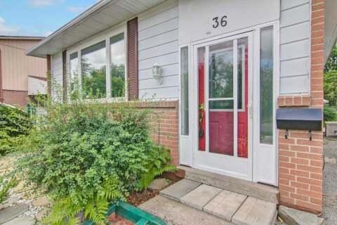 House for sale at 36 Gorsey Sq Toronto Ontario - MLS: E4868497