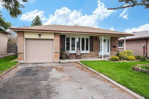 House for sale at 36 Grovenest Dr Toronto Ontario - MLS: E4446397