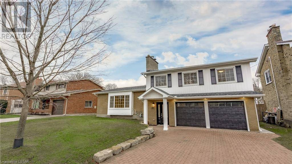 House for sale at 36 Harrison Cres London Ontario - MLS: 239421