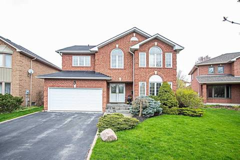 House for sale at 36 Headlands Cres Whitby Ontario - MLS: E4458075