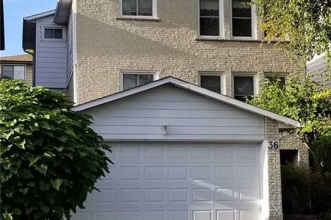 House for sale at 36 Henricks Rd Markham Ontario - MLS: N4617023