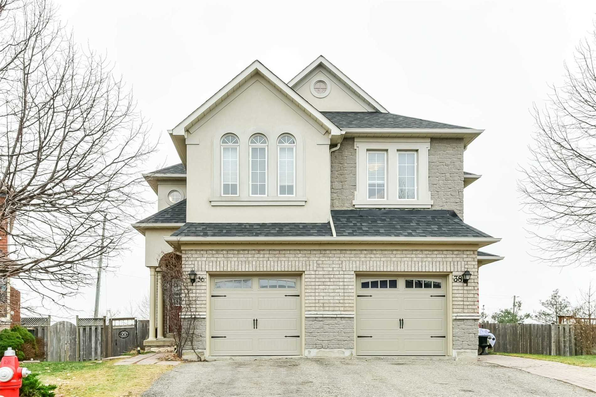 House for sale at 36 Hesketh Court Caledon Ontario - MLS: W4320746