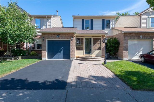 Sold: 36 Hilling Drive, Ajax, ON
