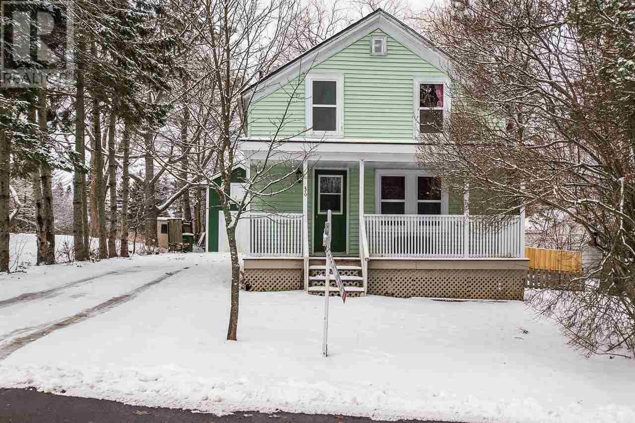 House for sale at 36 Hillside Ave Wolfville Nova Scotia - MLS: 202000586