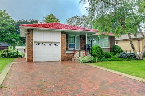 House for sale at 36 Hobden Pl Toronto Ontario - MLS: W4521866