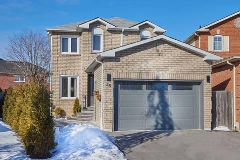 House for sale at 36 Hogan Cres Clarington Ontario - MLS: E4699921