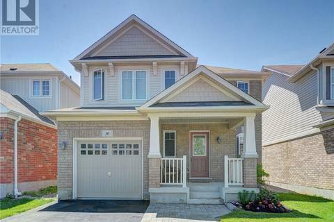 House for sale at 36 Holland Circ Cambridge Ontario - MLS: 30743149