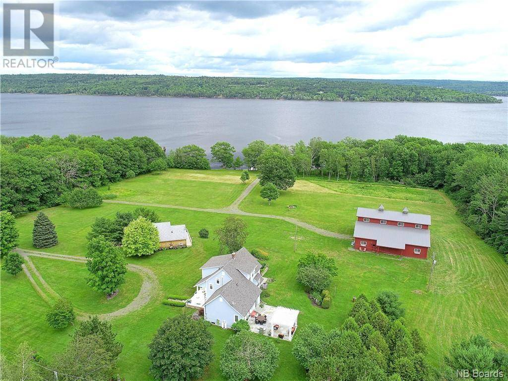 Residential property for sale at 36 Humphreys Wharf Rd Cambridge Narrows New Brunswick - MLS: NB029107