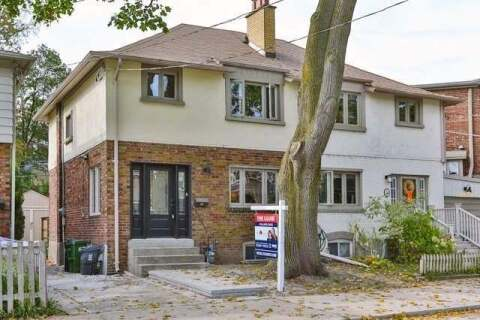 Townhouse for rent at 36 Ingham Ave Toronto Ontario - MLS: E4821944