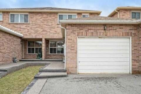 Townhouse for sale at 36 Jay St Brampton Ontario - MLS: W4777056