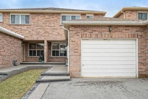 Townhouse for sale at 36 Jay St Brampton Ontario - MLS: W4734449