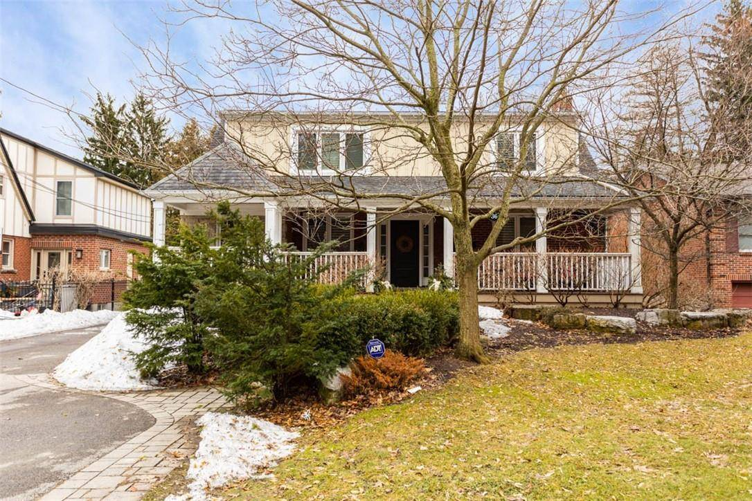House for sale at 36 Jerseyville Rd E Ancaster Ontario - MLS: H4074465